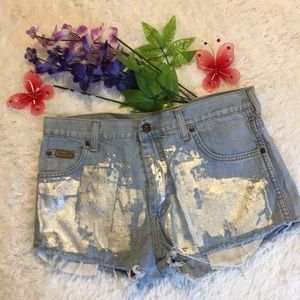 Urban Outfitters Rag union shorts